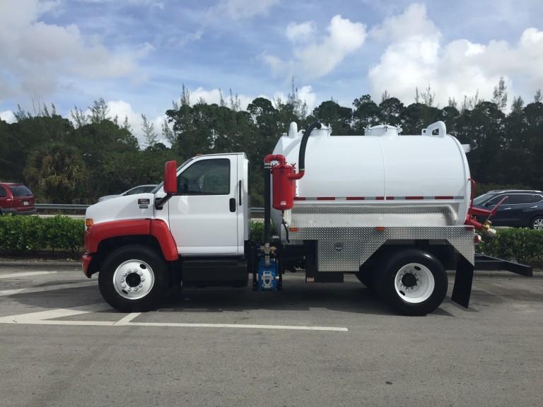 First Call Environment Vaccum Truck