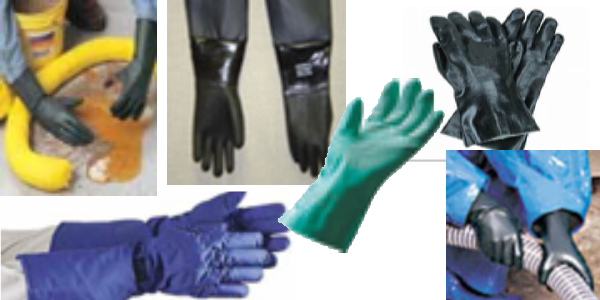 Safety Corner – Choosing the right protective glove