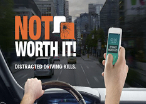 Safety Corner – Distracted Driving