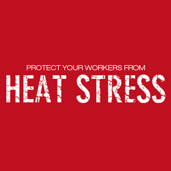 Safety Corner – Dangers of Working in the Heat