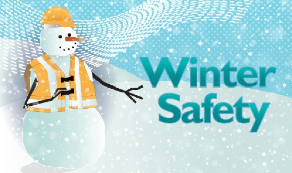 Safety Corner – Winter Safety