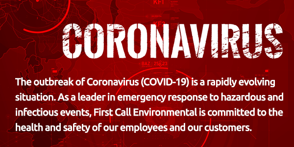 First Call Environmental COVID-19 Response